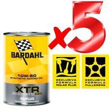 Olio Motore Auto-Bardahl XTR 39.67 Racing c60 10W-60 - Super Offerta 5 litri