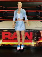 WWE LANA MATTEL BASIC SERIES 64 WRESTLING ACTION FIGURE