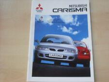 53959) Mitsubishi Carisma Prospekt 11/1998