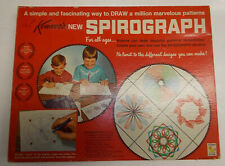 vintage SPIROGRAPH toy boxed complete contents No. 401 kenner 1967 game