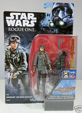 17198 Star Wars Rogue One JYN ERSO Eadu 3.75in 10cm Figure B7275 Hasbro
