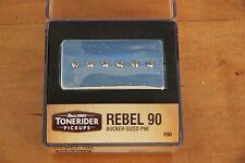 Rebel 90 Neck r90 Bucker mano built quality Tonerider p90 humbucker size 8.4 KOhm