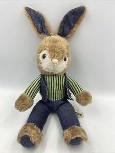 vtg stuffed 1978 Timmy toy Russ Berrie & Co bunny Rabbit plush