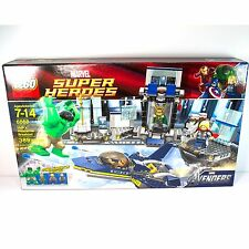 LEGO 6868 Marvel Super Heroes Hulk's Helicarrier Breakout NEW Factory Sealed NIB