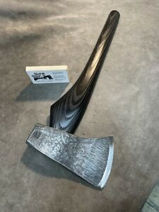Custom Council Tools Flying Fox Throwing axe hatchet JESSE REED handle