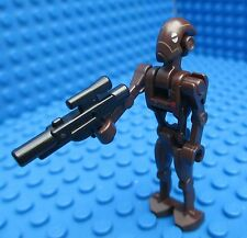 Lego Star Wars Commando Droid with Blaster Minifig Figure 9488