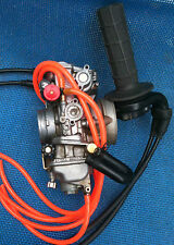 Suzuki Drz 400 Orange Fluo Keihin Fcr Carburateur Ventilation Ligné DRZ400 400S