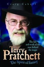 Terry Pratchett - The Spirit of Fantasy by Craig Cabell (Paperback, 2012)