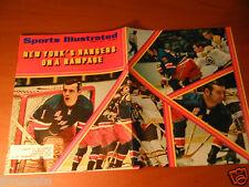 1970 NEW YORK RANGERS HOCKEY Sports Illustrated