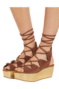 SEE BY CHLOÉ wedge sandals Size IT 39