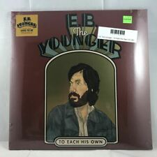 E.B. The Younger - To Each His Own LPL NEW