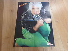 PINK - Poster !!!!!! Au verso : GOSSIP GIRL !!!