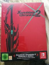 NINTENDO SWITCH XENOBLADE CHRONICLES 2 COLLECTORS  EDITION NUEVO PRECINTADO