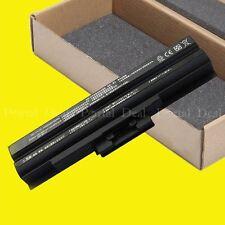 Battery for Sony VGP-BPS13A/B VGP-BPS13B/Q VGP-BPS21A VGP-BPS21B Window7 Black