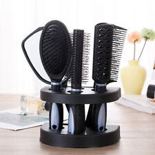 5x Professional Salon Hairbrush Womens Ladies Makeup Hand Hair Brush Comb Home
