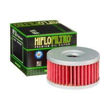 SUZUKI GN250 82 - 00 OIL FILTER GENUINE EO QUALITY HIFLO HF136