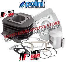 POLINI Gruppo termico Motore 70cc 166.0074 Booster SR 47mm Minarelli Verticale