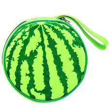 24 CD DVD Disk Carry Case Wallet Bag Storage Folder Holder Melon Design