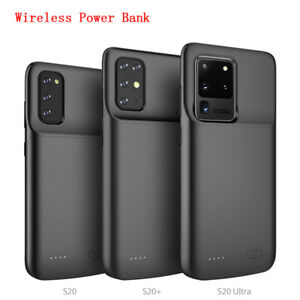 External Power BANK Charger Case For Samsung Galaxy S8 S9 S10+ S20 Note 8 9 10