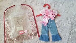 Götz Puppenkleidung Set für Hipp Girl