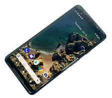 Google Pixel 2 XL 128GB Just Black Unlocked Sim Free POOR CONDITION 275