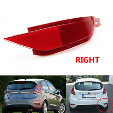 Side Rear Right Bumper Reflector Fog Light Lens Fit For Ford Fiesta Mk7 08-12