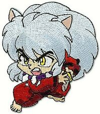 "InuYasha ""Chibi"" (Anime) Embroidered Patch -new"