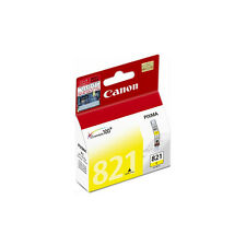 Canon CLI-821 Ink Tank (for iP4760/iP4680/MX876/MX868/MP996/MP988/MP648)-YLW