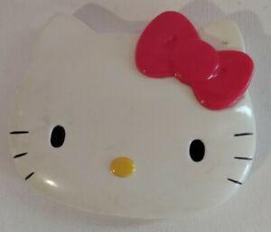 Vintage 1989 Sanrio Hello Kitty Compact Vanity Travel Mirror Japan