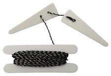 ACCLAIM Peg Measure Plastic String Classic Bowlers Peg Measure 4.5m 15 Ft Cord
