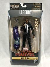 "NICK FURY Marvel Legends Captain Marvel Kree Sentry BAF Right Arm 6"" Figure"