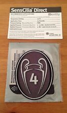 2015-17 Ajax Amsterdam UCL BOH 4 Champions Lextra SensCilia Soccer Badge Patch