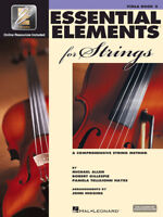 Essential Elements for Strings Viola - Book 2 with EEi 868058