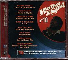 RHYTHM & SOUL - N°10 - MOTOWN - CD COMPILATION NEUF SOUS CELLO