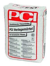 Pci Verlegemoertel 20 kg Colle de carrelage Mortier Flex Flexible