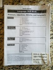 Language Skill Books: Student Edition 10pk Pronouns, Adjectives and Adverbs