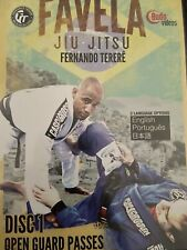 Brazilian Jiu Jitsu dvds: Guard Passing by Fernando Terere