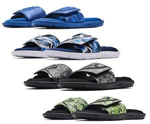 Under Armour Mens UA Ignite VI Graphic Strap Slide Athletic Sandals 3024450 -New