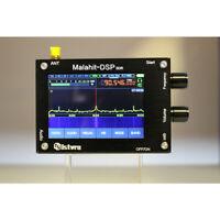 50K-2GHz DFU Malachit DSP SDR Malahit AM SSB NFM WFM Empfänger mit Lautsprecher