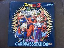 carddass station dragon ball card dbz