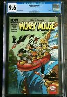 Mickey Mouse #1 Legacy #310 Andrea Castellan CGC 9.6 1292076008
