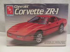 Amt / Ertl Chevrolet Corvette Zr-1 Model Kit Nib 1:25 scale (715H) 6073
