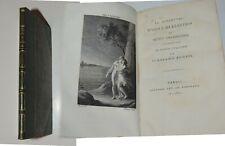 GIROLAMO POMPEI -  Le Avventure d'Ero e di Leandro - 1801 - Belle reliure signée