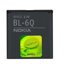 BL-6Q BL6Q bl 6Q Battery NOKIA package bulk