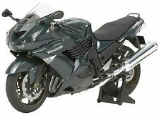 Tamiya 21082 Kawasaki ZZR1400 Gray 1/12 Finished Model Masterwork Collection