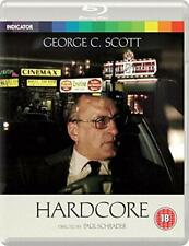 Hardcore (Blu-Ray) [Region A and B and C] [DVD][Region 2]