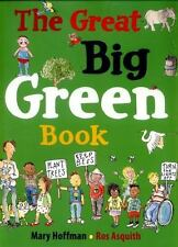 The Great Big Green Book by Mary Y Hoffman (2015, Hardcover)