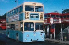 BUS PHOTO, MAIDSTONE CORPORATION PHOTOGRAPH PICTURE, LEYLAND ATLANTEAN IN LONDON