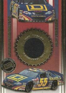 2002 Press Pass Eclipse Hot Treads #HT24 Bobby Hamilton 796/2425 Nice!!!