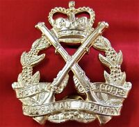 VIETNAM AFGHANISTAN WAR ROYAL AUSTRALIAN INFANTRY CORPS UNIFORM CAP BADGE BERET